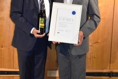 Preisverleihung Staatswein 2018